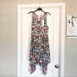 Floral Midi Dress!